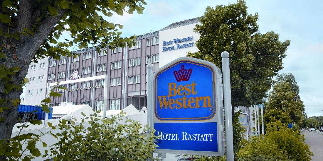 Hotel BEST WESTERN in Rastatt