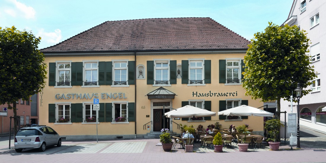 Hotel Restaurant Engel in Rastatt